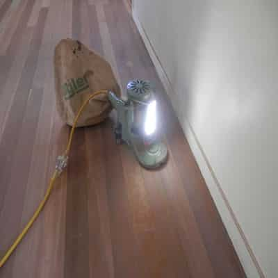 timber floor preparation