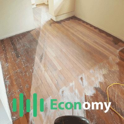 Hardwood floor in Brisbane north