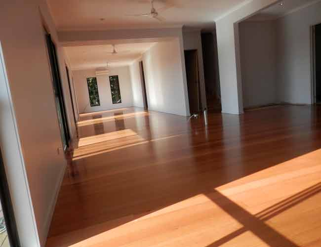 Care and maintenance of timber flooring