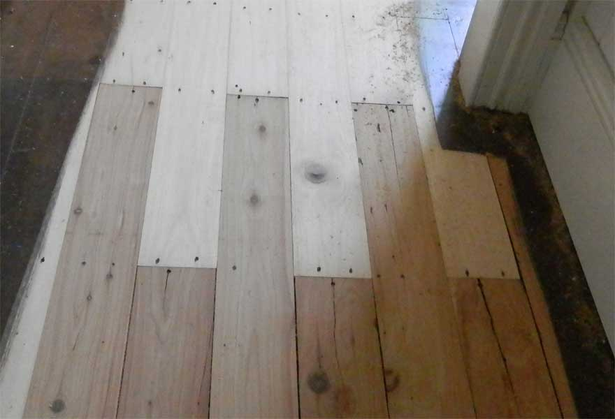 repair timber floors Brisbane