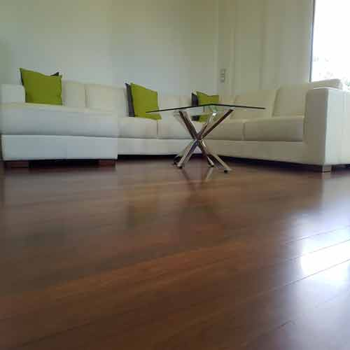 lounge polished timber floors